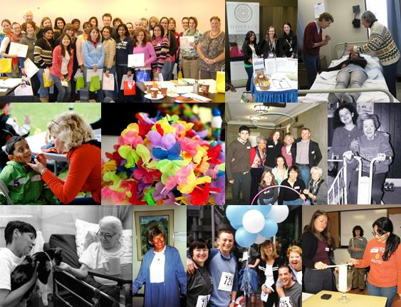 picture from Hospice Toronto's 25th Anniversary!