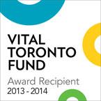 Vital Toronto Funf logo
